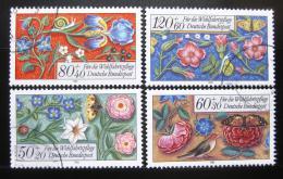 Poštovní známky Nìmecko 1985 Modlitební knížka Mi# 1259-62