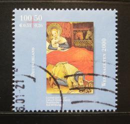 Poštovní známka Nìmecko 2000 Vánoce Mi# 2151