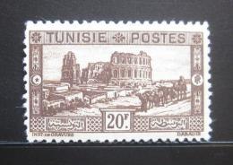 Poštovní známka Tunisko 1931 Øímský amfiteátr Mi# 190 Kat 65€