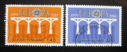 Poštovní známky Finsko 1984 Evropa CEPT Mi# 944-45
