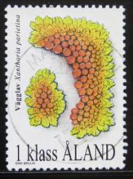 Poštovní známka Alandy 1999 Lyšejník Mi# 160