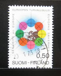 Poštovní známka Finsko 1972 Konference bezpeènosti Mi# 715