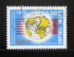 Poštovní známka Finsko 1972 Zemìkoule Mi# 703