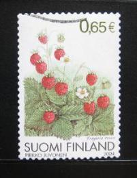 Poštovní známka Finsko 2004 Jahody Mi# 1708