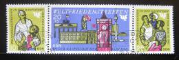 Poštovní známky DDR 1969 Mezinárodní mírový kongres Mi# 1478-80 Kat 9€