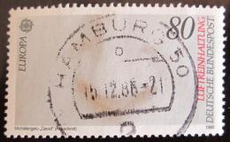Poštovní známka Nìmecko 1986 Evropa CEPT Mi# 1279