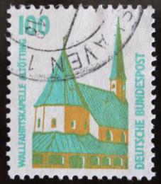 Poštovní známka Poštovní známka Nìmecko 1989 Kaple Altotting Mi# 1406