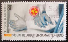 Poštovní známka Nìmecko 1988 Záchranáøi Mi# 1394