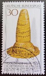 Poštovní známka Nìmecko 1977 Zlatý klobouk Mi# 943