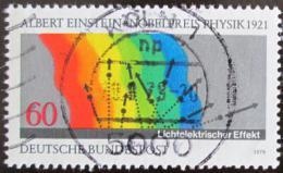 Poštovní známka Nìmecko 1979 Fotoelektrický efekt Mi# 1019