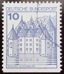 Poštovní známka Nìmecko 1977 Zámek Glucksburg Mi# 913 D