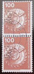 Poštovní známky Nìmecko 1975 Rypadlo, pár Mi# 854