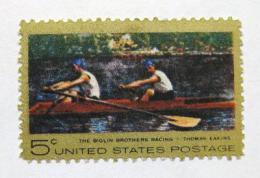 Poštovní známka USA 1967 Umìní, Thomas Eakins Mi# 936
