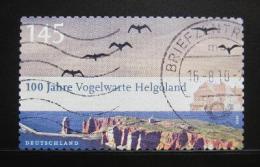 Poštovní známka Nìmecko 2010 Ptaèí stanice Heligolan Mi# 2793