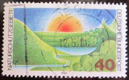 Poštovní známka Nìmecko 1980 Ochrana pøírody Mi# 1052