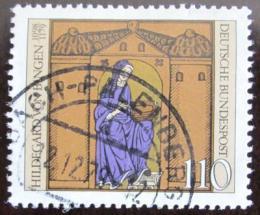 Poštovní známka Nìmecko 1979 Hildegard von Bingen Mi# 1018