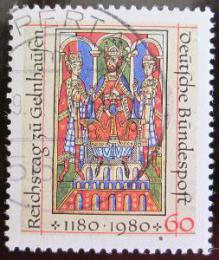 Poštovní známka Nìmecko 1980 Frederik Barbarossa Mi# 1045