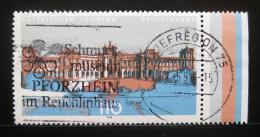 Poštovní známka Nìmecko 1998 Budova parlamentu Mi# 1975