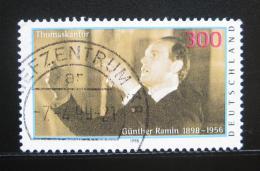 Poštovní známka Nìmecko 1998 Gunther Ramin Mi# 2020