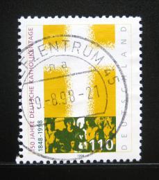 Poštovní známka Nìmecko 1998 Kongres katolíkù Mi# 1995