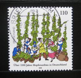 Poštovní známka Nìmecko 1998 Kultivace chmelu Mi# 1999