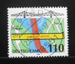 Poštovní známka Nìmecko 1998 Most v Berlínì Mi# 1967
