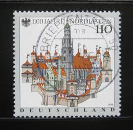 Poštovní známka Nìmecko 1998 Nordlingen, 1100. výroèí Mi# 1965