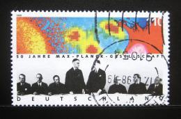 Poštovní známka Nìmecko 1998 Spoleènost pro rozvoj vìdy Mi# 1973