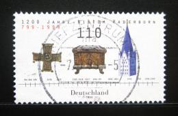 Poštovní známka Nìmecko 1999 Biskupství Paderborn Mi# 2060