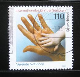 Poštovní známka Nìmecko 1999 Mezinárodní rok seniorù Mi# 2027
