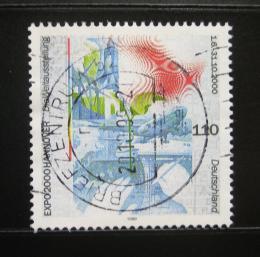 Poštovní známka Nìmecko 1999 EXPO Hanover Mi# 2042