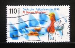 Poštovní známka Nìmecko 1999 Bayern Mnichov Mi# 2074