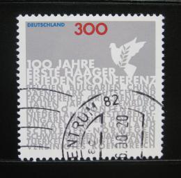 Poštovní známka Nìmecko 1999 Mírová konference Mi# 2066