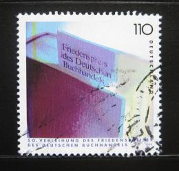Poštovní známka Nìmecko 1999 Obchodníci s knihami Mi# 2075