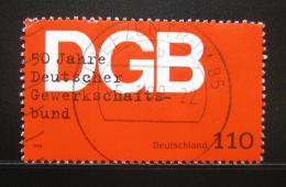 Poštovní známka Nìmecko 1999 Federace odborù Mi# 2083