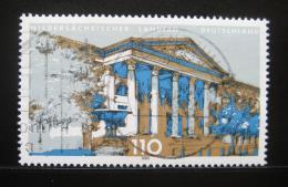 Poštovní známka Nìmecko 2000 Budova parlamentu Mi# 2104