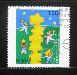 Poštovní známka Nìmecko 2000 Evropa CEPT Mi# 2113