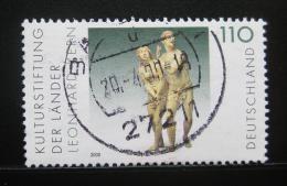 Poštovní známka Nìmecko 2000 Kulturní dìdictví Mi# 2107