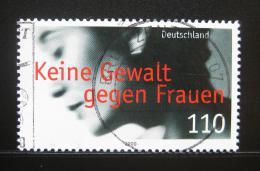 Poštovní známka Nìmecko 2000 Prevence násilí Mi# 2093