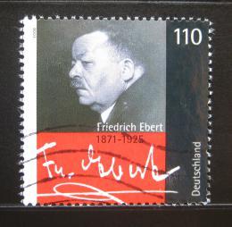 Poštovní známka Nìmecko 2000 Prezident Friedrich Ebert Mi# 2101