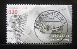Poštovní známka Nìmecko 2000 První noviny Mi# 2123