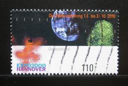 Poštovní známka Nìmecko 2000 EXPO Mi# 2130