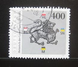Poštovní známka Nìmecko 1995 Znak bavorského knížete Mi# 1805