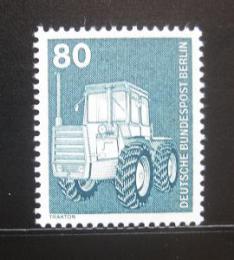 Poštovní známka Západní Berlín 1975 Traktor Mi# 501