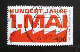 Poštovní známka Nìmecko 1990 Den práce Mi# 1459