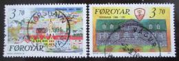 Poštovní známky Faerské ostrovy 1991 Torshavn Mi# 217-18