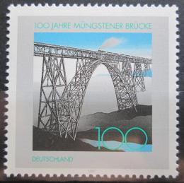 Poštovní známka Nìmecko 1997 Müngstenský most Mi# 1931