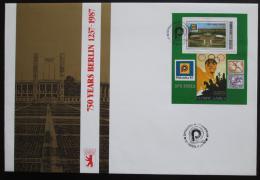 FDC KLDR 1987 Berlín, 750. výroèí Mi# Block 227