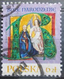 Poštovní známka Polsko 2017 Vánoce Mi# 4959 Kat 4€