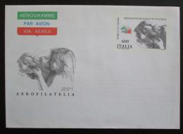 Aerogram Itálie 1985 Letecký dopis